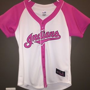 Official Cleveland Indians Jersey (S)